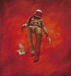 Space Suit of the Week - Jeremy Geddes
