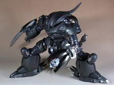 1/100 Z'Gok Outer Space Custom - Custom Build