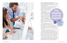 """Want to tap into your potential on #LinkedIn? I share tips in this story published in """" Pulse,"""" the magazine of the International SPA Association."""