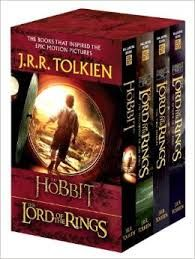 Lord of the Rings series by J.R.R. Tolkien