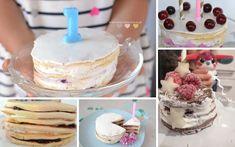 10 pomysłów na śniadanie dla dzieci - Lady Och Mistrzyni Vanilla Cake, Food, Essen, Meals, Yemek, Eten