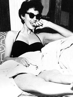 Picture of Ava Gardner