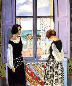 Waiting - Henri Matisse 1922 My favorite artist