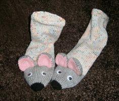 Simira - Myš hledá skrýš - ponožky - kohykovci