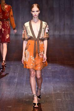 Gucci - Milan Fashion Week Spring 2015