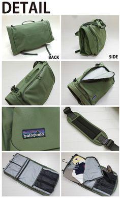 Rakuten: Patagonia patagonia MLC Burrit shoulder bag Briefcase 45L suitcase men (men's) ( 48115 )- Shopping Japanese products from Japan