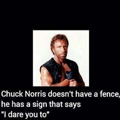 Chuck Norris facts thechucknorris_'s photo on Instagram