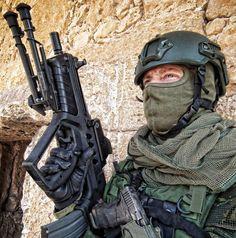 Israeli Defence Force.
