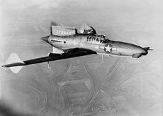 The Experimental Curtiss-Wright XP-55 Ascender (1943) never achieved the sort of performance that was originally promised as it was massively underpowered.