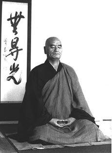 Maestro Zen Taisen Deshimaru