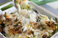 Broccoli Cheese ist ein bewährter Klassiker - schmeckt immer und ist schnell gemacht. Diese Low Carb Variante solltest du ausprobieren!