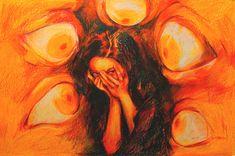109 Likes, 5 Comments - Art Sketches, Art Drawings, Kunst Tattoos, Posca Art, Arte Sketchbook, Wow Art, Art Hoe, Psychedelic Art, Pretty Art