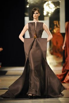 Stephane Rolland Spring/Summer 2011 Couture Collection | British Vogue