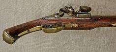 Contemporary Makers: Swedish Holster Pistol mid 18th century