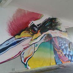 Warrnambool artwork #warrnambool #kookaburra #coolartwork #wallart #greatoceanroad by jelarty