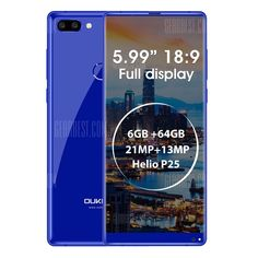 Apenas R$949.64 + envio grátis, compre Oukitel MIX 2 4G Smartphone online na GearBest BR.