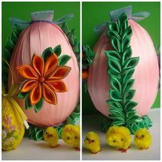 Jajko pomarańczowo-szare