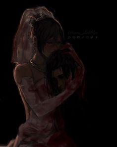 Sad Anime, Anime Guys, Cries In Spanish, Mikasa X Eren, Memes Lol, Anime Kitten, Attack On Titan 2, Satanic Art, Eremika