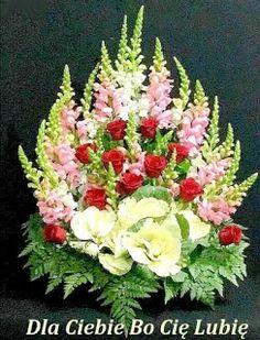 GIFY I OBRAZKI: LUBIE CIĘ Floral Wreath, Crown, Wreaths, Home Decor, Floral Crown, Corona, Decoration Home, Door Wreaths, Room Decor