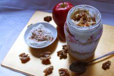 Apple Pie Breakfast Trifle
