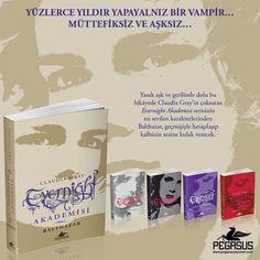 YENİ!  EVERNIGHT AKADEMİSİ 5: BALTHAZAR - CLAUDIA GRAY  Yüzlerce Yıldır Yapayalnız Bir Vampir… Müttefiksiz ve Aşksız…    Özgün Adı: Balthazar Çeviri: Sevinç Seyla Tezcan Tür: Paranormal Sayfa: 352 Dağıtım Tarihi: 3 Ekim İncelemek ve satın almak için: https://buff.ly/2jIXGkj?utm_content=buffer2a37d&utm_medium=social&utm_source=pinterest.com&utm_campaign=buffer