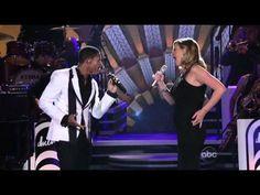 Jennifer Nettles and J Rome Perform 'God Bless the Child' on 'Duets' Standards Night