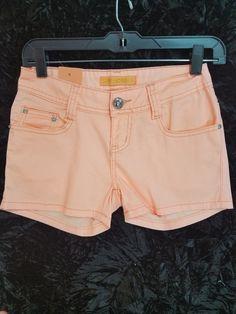 Peach Perfect Shorts
