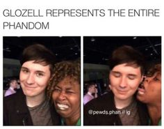 the level of non-consensual things that happened to Dan at that panel was horrendous just sayin ¯\_(ツ)_/¯