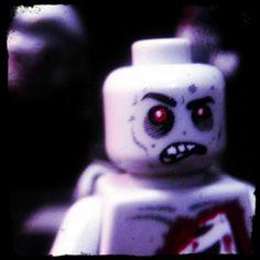 A lego zombie invasion!