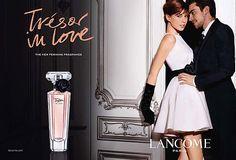 Reklama perfum Lancome Tresor in Love