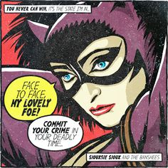 [dropcap]Suicide[/dropcap] Squad is soon to hit and Brazilian artist and graphic designer Butcher Billy is back with a new Post-Punk Super-Villain eries. Finally we get Siouxsie as Catwoman, and Debbie Harry as…View Post Siouxsie Sioux, Siouxsie & The Banshees, Robert Smith, Debbie Harry, Patrick Nagel, Culture Pop, Joker, Portraits, Post Punk