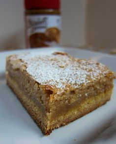 Biscoff Spread ~ Spencer's Favorite & Mine too!!  And a scrumptious recipe ~ Biscoff Gooey Butter Cake