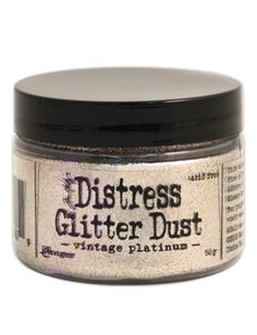 Tim Holtz® Distress Glitter Dust | Ranger Ink and Innovative Craft Products