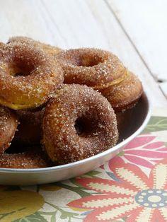 chic,chic,choc...olat: Donuts potimarron et cannelle