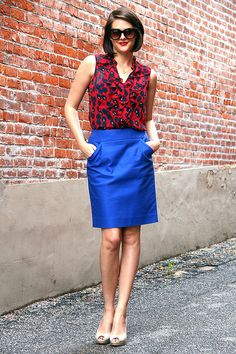 True Colors via whatiwore.tumblr.com by What I Wore, via Flickr