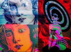 Gods & Monsters Hipomaniac Remix. Venus, Pop Art, Warhol, Mix.