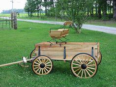Wagon | Tack sale: WAGONS, CARTS, HARNESS, HALTERS, BUGGIES BITS, BAGS