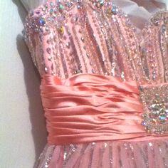 Grad dress <3 Grad Dresses, Beautiful, Graduation Gowns