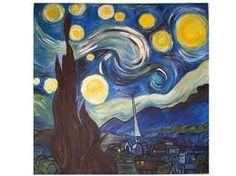 Stary Night Original, 'Vincent Van Gogh'