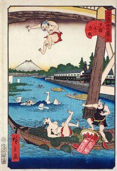 Japanese Drawings, Japanese Prints, Japanese Illustration, Illustration Art, Traditional Japanese Art, Vegvisir, Buddhist Art, Japanese Painting, Japan Art