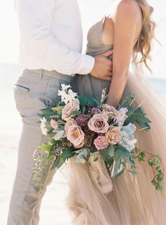 Beach wedding bouquet | Photography: Tec Pataja