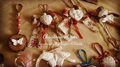 Lucky Charm, Charms, Sugar, Christmas Ornaments, Holiday Decor, Handmade, Home Decor, Hand Made, Decoration Home