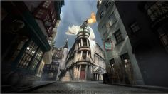 The 12 best secrets hidden in Universal Orlando's Wizarding World - Diagon Alley - Zap2it | News & Features
