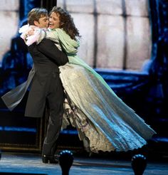 The Phantom of the Opera. 25th Anniversary. All I Ask of You. Hadley Fraser and Sierra Boggess.