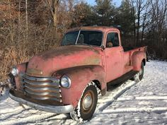 1949 5 Window Deluxe Chevrolet Pickup Truck 9' Foot Bed One Ton 3800 for sale: photos, technical specifications, description Classic Trucks For Sale, Pickup Trucks For Sale, Classic Pickup Trucks, 1949 Chevy Truck, Chevy Trucks, Retro Radios, New Tyres, New Carpet, Pick Up
