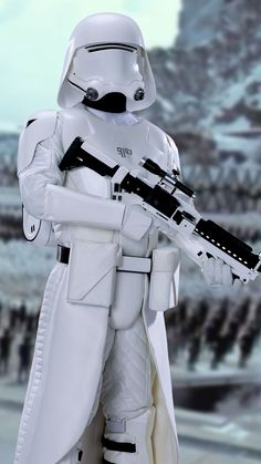 Star Wars VII - The Force Awakens / Snowtrooper