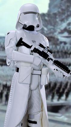 Star Wars VII - The Force Awakens / Snowtrooper