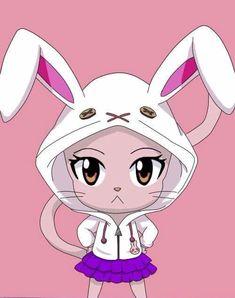 Carla Fairy Tail, Read Fairy Tail, Fairy Tail Love, Fairy Tail Gruvia, Fairy Tail Anime, Anime Oc, Anime Chibi, Fairy Tail Characters, Anime Characters