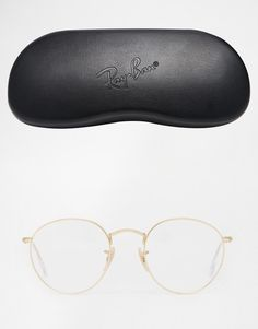 Buy Ray-Ban Round Metal Glasses at ASOS. With free delivery and return options (Ts&Cs apply), online shopping has never been so easy. Get the latest trends with ASOS now. Cheap Ray Ban Sunglasses, Cat Eye Sunglasses, Sunglasses Women, Trending Sunglasses, Mirrored Sunglasses, Pink Sunglasses, Wayfarer Sunglasses, Cute Glasses, Glasses Frames