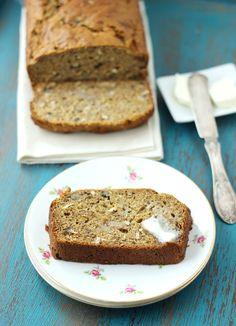 Banana Coconut Bread ~ Blahnik Baker